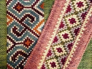 タイの布 写真