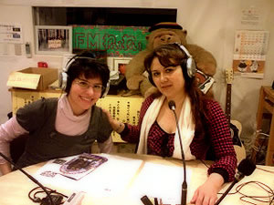 スペイン語ラジオ番組 写真