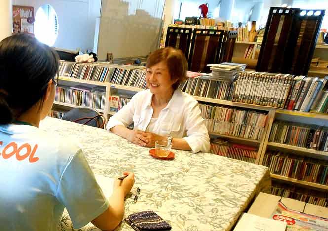 医療通訳者インタビュー 岩田さん
