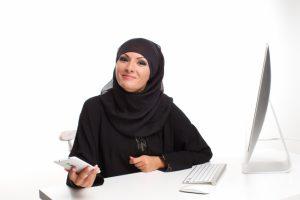 アラビア女性イメージ