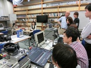 関西学院大学山中速人研究室メディア工房