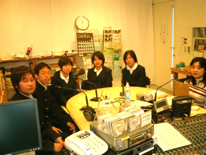 神戸市立本山中学校の5人