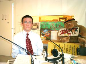 長井健司さんの会副代表