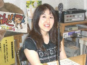 月曜日番組ゲストジャズボーカリスト森田梨歌さん