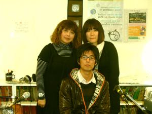 築島さんと朴セヨンさん