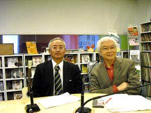 徳田さんと山田さん