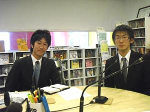 渕山さん足立さん阪大学生