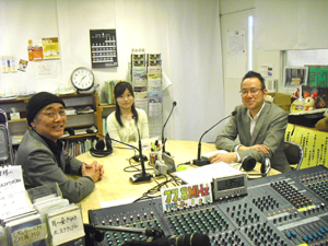 「難民ナウ!」宗田勝也さんに「難民問題を天気予報のように・・」のコンセプトを2回にわたって聴く。