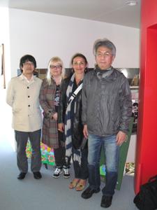 国際交流ワークショップ~長田のまちでドイツ人学生13人日本人学生13人がパフォーマンス~