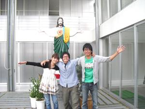 今年も神戸大学地域連携の祭~灘チャレンジ2010~が都賀川公園で開催!