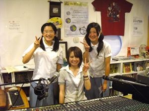 ユンさんと鎧坂さんと嶋田さん