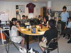 われら学校放送部第3土曜日前半啓明そして後半須磨翔風高等学校!どちらも生放送です。