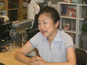 9月の「大震災を語り継ぐ」は、あの阪神大震災がその後の生き方の転換になったお話