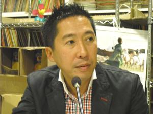 慧通信時ギュ津工業株式会社 粟田隆央さん