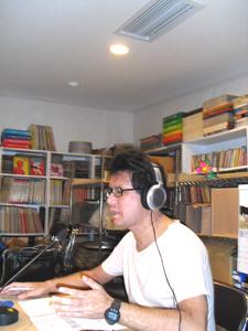 アトピーのリズム~10月の放送 アトピー患者への臨床心理士としてのアプローチを聞く!