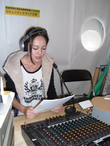伊藤綾香さん関西学院大学4年
