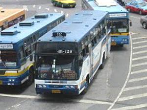 タイ青バス