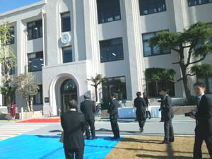 旧の二葉小学校が神戸市立地域人材支援センターとしてリニューアルオープン!