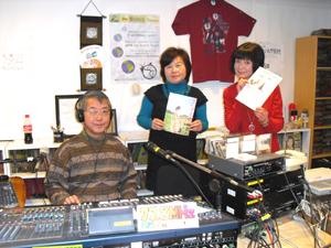 神戸映画サークル宮下さんと共にたまちゃんと田村さん