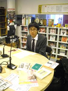 近現代史研究家吉川圭太さん