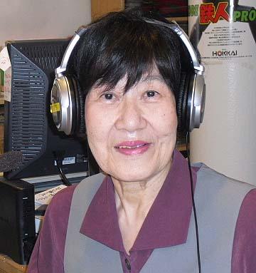 ももっちおばちゃんこと溝江玲子さん