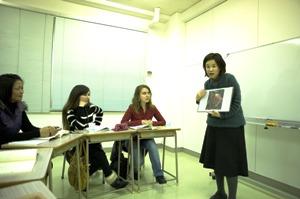神戸YMCA日本語教室
