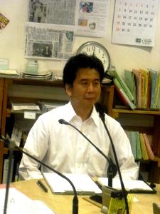 スタヂオカタリスト松原栄基さん