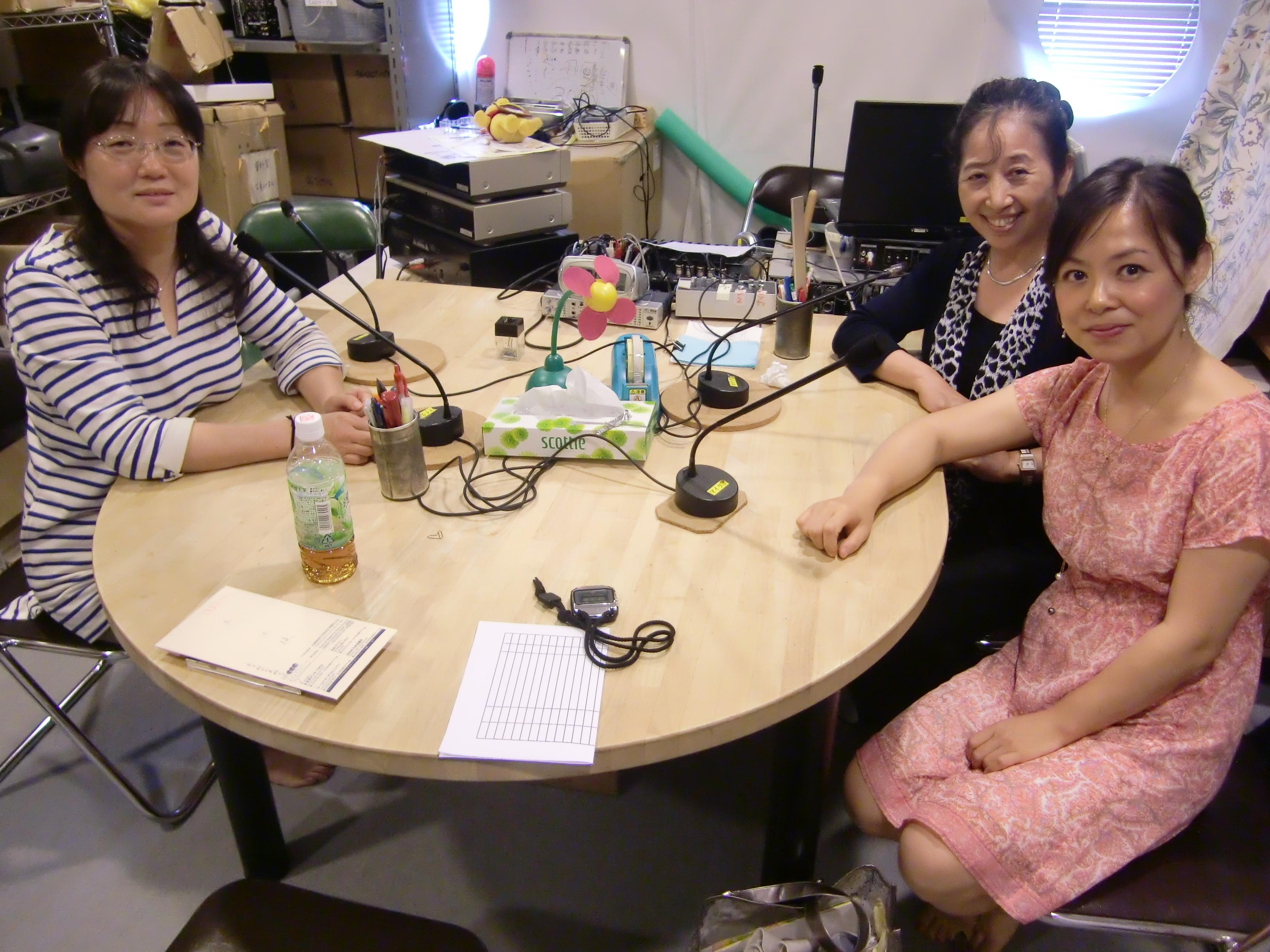 中国語番組華声のゲスト