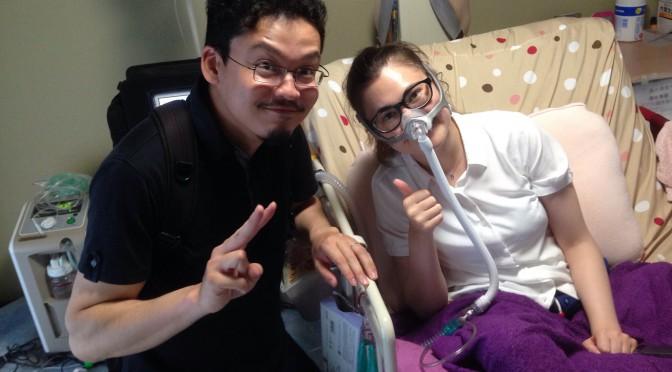 6月のミックスルーツラジオは、障碍者バラエティ「バリバラ」でおなじみの大橋グレースさんです!!女性アーティスト4連発!!