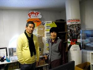 溝江さんと小林さん