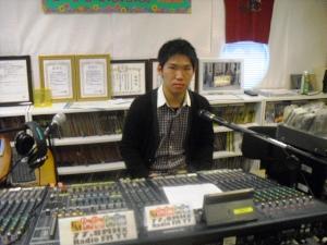 関西学院大学3年佐々木貴大さん