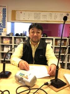 FM太白ディレクター高橋基さん