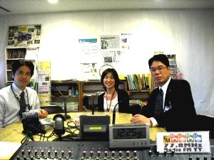 岡田さん、小寺智恵子さん、井上貴さん