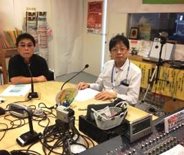 上野さんとパルガントマト田村さん