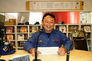 長田消防署松岩和彦さん