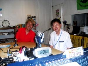 上野さんと菅原さん