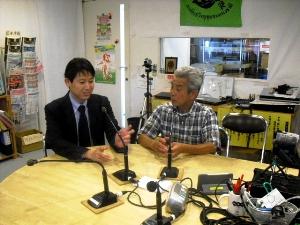 2012年9月の「大震災を語り継ぐ」、神戸を拠点に置く通信販売フェリシモが行う社会貢献の形