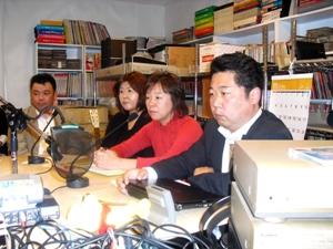 岩崎ご夫婦、麻生さん、藤本さん