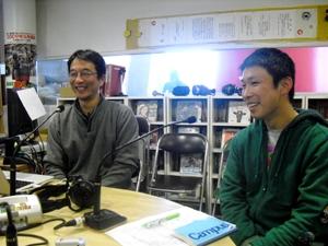 一般社団法人イコール・ラボ玄番さんと結遊館館長正木さん