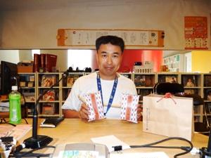 上野隆弘さん