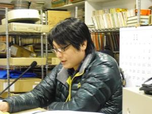 片山工房新川さん