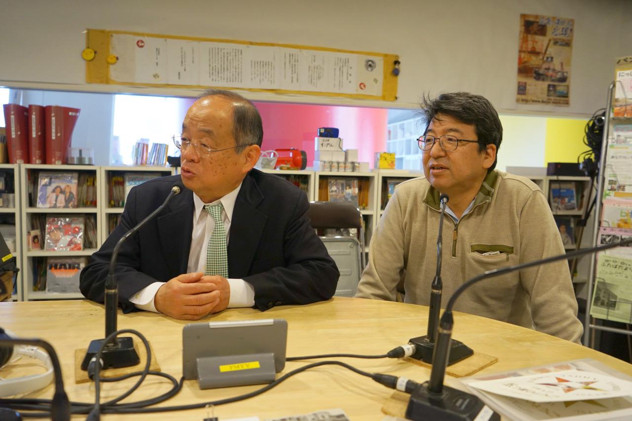 飛び入りゲスト森崎さんと鈴木さん