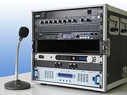 可動式ラジオ