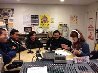 日本で一番聞かれているスペイン語ラジオ番組「SALSALATINA」