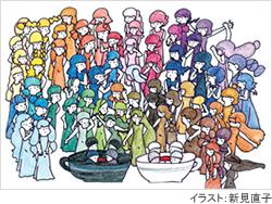 近畿労金主催エイブルアート2009