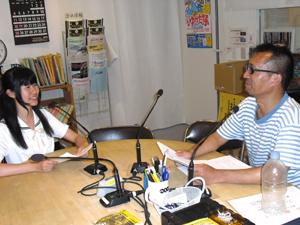 夏休み特別企画*ラジオドラマによる連続大学講座「メディアってなに?」第2回目
