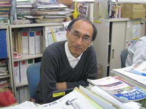 神戸市職員觜本郁さん