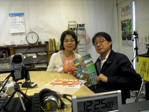山本真智子さんと上野さん