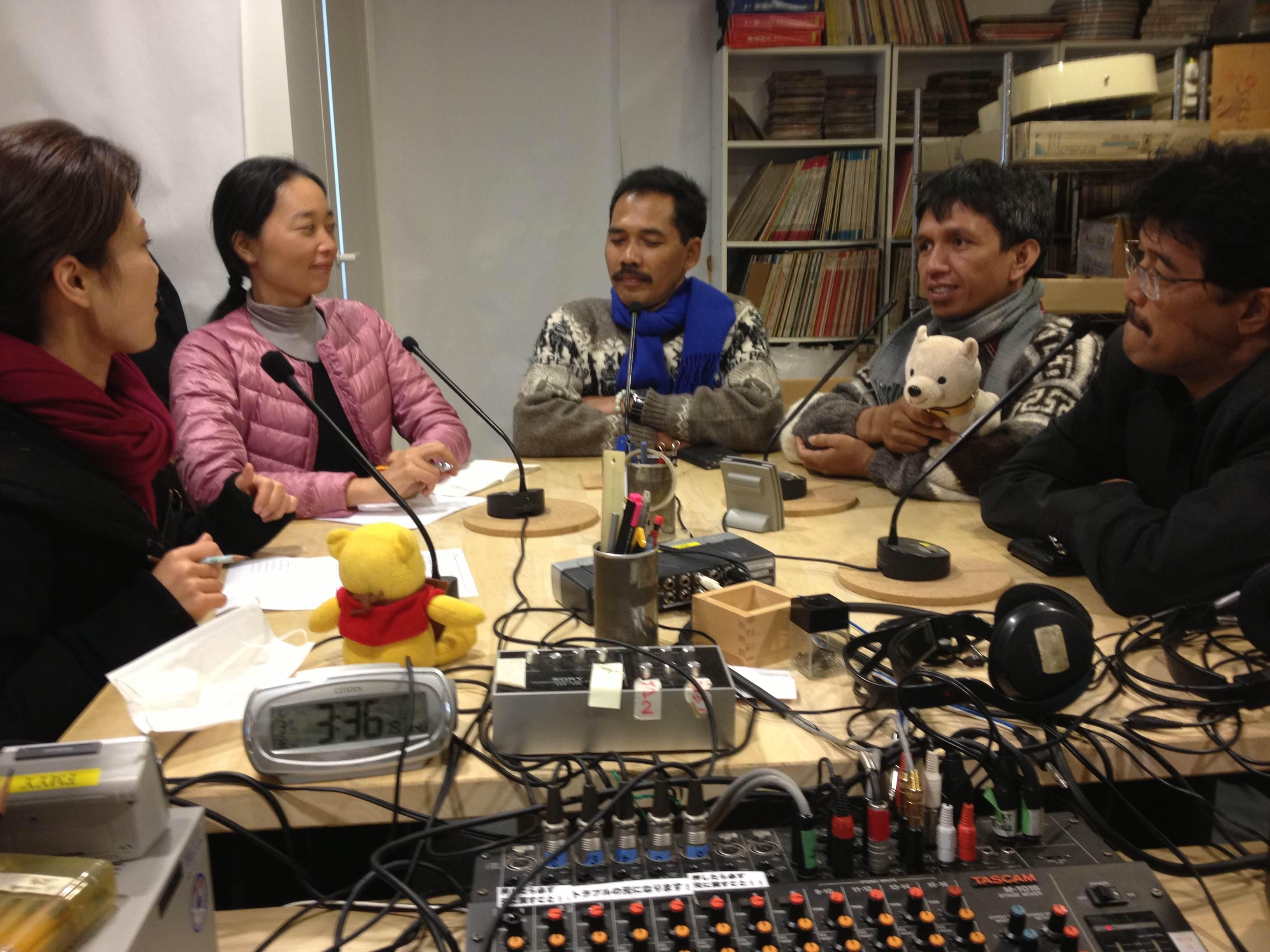 インドネシアから来日ゲストにインタビュー!-2月5日(水)23時から放送の「Selamat malam dari Indonesia~インドネシアからこんばんは~」