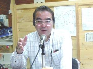 北海道ニ風谷と神戸長田を結んだ放送FMピパウシ